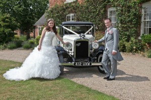 Tom and Charlene's Alrewas Hayes wedding