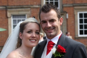 Ansty Hall Coventry wedding of Sean and Emily