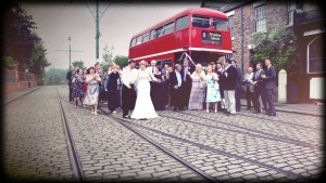 Beamish Museum Wedding Video and Marryoke