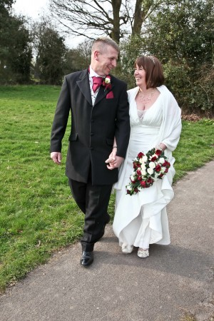 Debbie and Ian's Solihull wedding