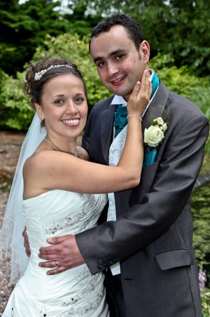 Hadley Park Hotel wedding of Sarah and David Allen