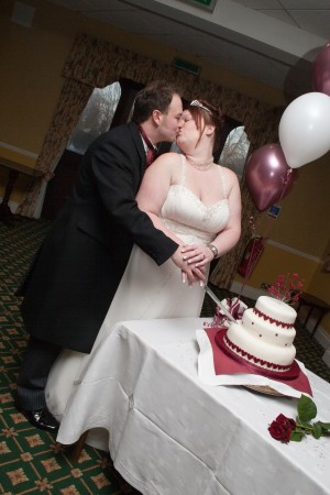 Hatherton Country House Hotel & snow for Melanie and Craig