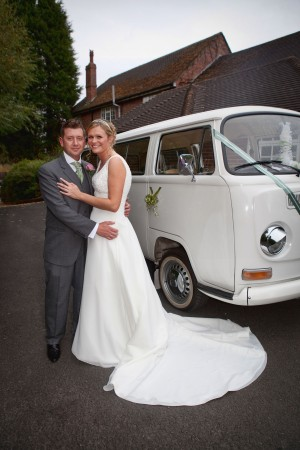 Marston Farm Hotel wedding for Louise and Matthew