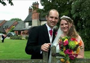 Moathouse Acton Trussell wedding for Ben and Gemma