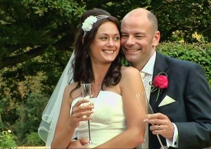 Marryoke wedding film at Moxhull Hall for Jo and Keith