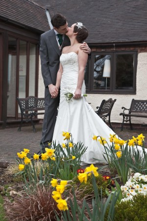 Oak Farm Hotel wedding for Ceri and David