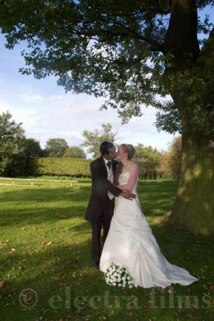 Oak Farm wedding for Rachel and Mandip