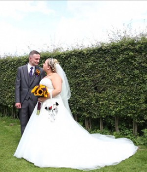 Oak Farm Hotel Wedding video - Nicky and Michael
