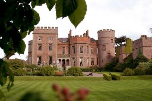 Rowton Castle wedding preparations video
