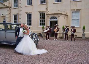 Somerford Hall wedding of Rebecca and Thomas Lycett