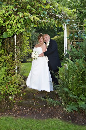 Helen and Paul at Lichfield Registry Office and Stone House Hotel