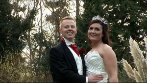 Ben and Rose-Marie's Winter wedding movie release