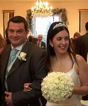 Super Shottle Hall wedding video with praise from the couple!