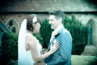 image of Kate and Andrew - Marryoke at Brockencote Hall