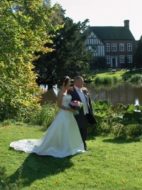 image of Sara and Peter Horton, The Moat House, Acton Trussell
