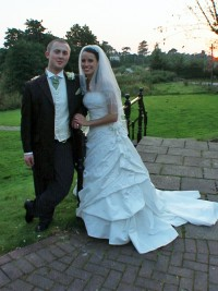 image of Chris and Gemma Gill, St John The Baptist & The Old School House