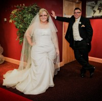 image of Salena and Neil Thomas at Ramada Birmingham North