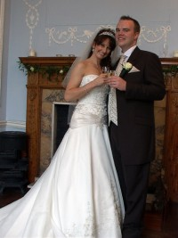 image of Sarah and Andrew Fairhurst, Somerford Hall