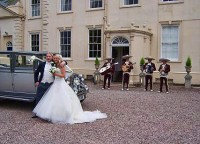 image of Rebecca and Thomas at Somerford Hall