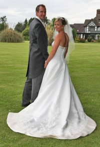 image of Alison and Luke Skidmore, Stone Manor