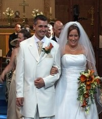 image of Toni & Ian Hodges, St Mary's Church, Stretton and The Stanhope  Arms Hotel, Bretby