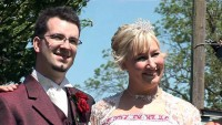 image of Claire and Nick Rodic, Weston Hall