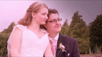 image of Rebecca and Elliot, St Mark's Church Great Wyrley and Chase Golf Club