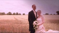 image of Sarah and Tom, Aldridge Church and Packington Moor, Lichfield