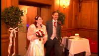 image of Will and Jo at All Saints Bakewell and The Maynard Hotel Grindleford